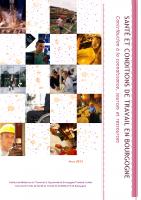 Santé et Conditions de Travail en Bourgogne